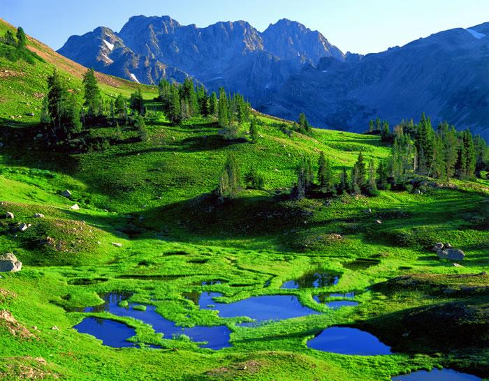 0311 Gore Range Ponds