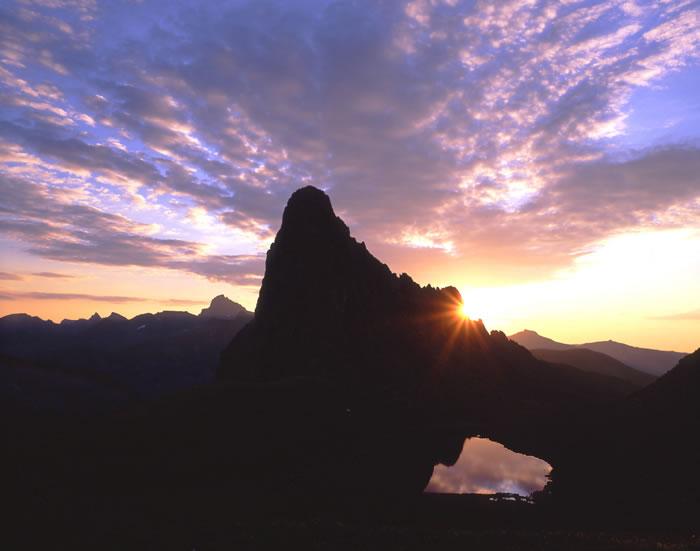 0569 Uncompahgre Wilderness Sunrise #1