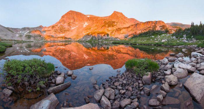 0941 North Rawah Peak, Rawah Wilderness