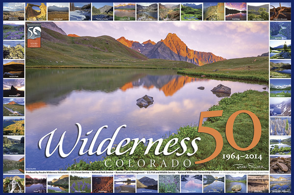 Wilderness 50 Poster